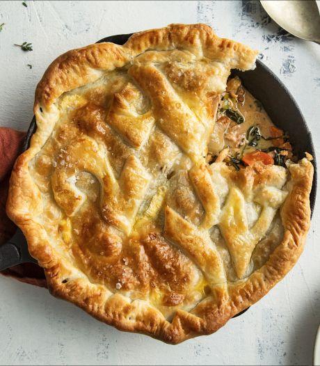 Wat Eten We Vandaag?: Chicken pot pie
