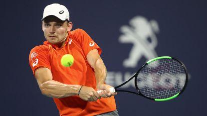 David Goffin behoudt 21ste plaats op ongewijzigde ATP-ranking, Elise Mertens blijft het nummer 17 van de wereld