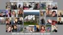 Compilatie met foto van (ex-)werknemers van GPS die Annet Bruggeman maakte.