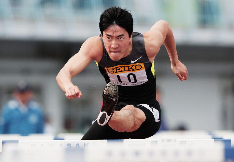 Liu Xiang Beeld UNKNOWN