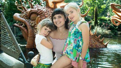 Marianne Devriese: 'Mijn man en ik zijn een goed team, maar drie kinderen wegen op een relatie'
