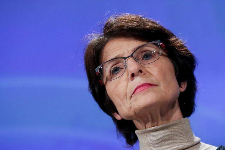 Marianne Thyssen. Beeld REUTERS