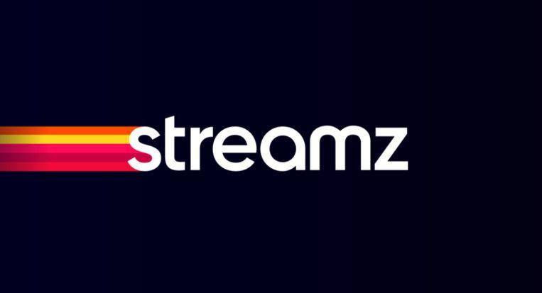 Streamz Logo Beeld DPG Media
