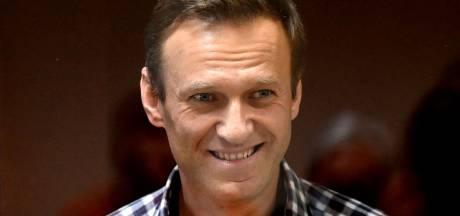 """""""Tout va bien pour moi"""": le message de l'opposant russe Navalny depuis sa cellule"""