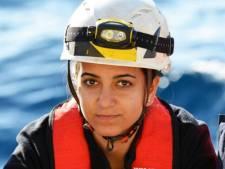 Haidi met Sea-Watch 3 aan de ketting in Italië: 'Als iemand dreigt te verdrinken, dan red je hem'