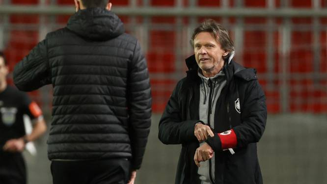 """Vercauteren blikt vooruit op Antwerpse derby: """"Ik ben geboren in een derby"""""""