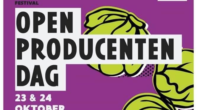 Boerderijen zetten deuren open tijdens eerste Open Producentendag