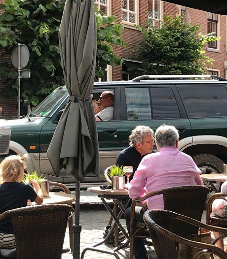 Auto's in het weekeinde tot 22.00 uur geweerd uit centrum Ootmarsum