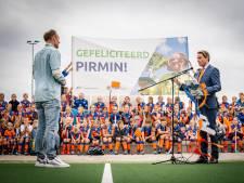 Europees kampioen Pirmin Blaak gehuldigd in de Hoeksche Waard: 'We zijn enorm trots'