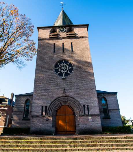 Het 'kerken' is een aflopende zaak