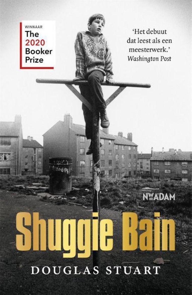 Douglas Stuart, 'Shuggie Bain', Nieuw Amsterdam Beeld Reporters