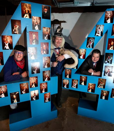 Buntstèkers uit Netersel vieren jubileum