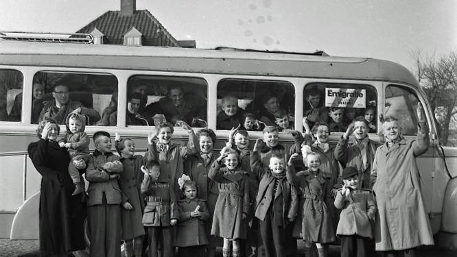 Met 16 kinderen vertrokken de Verdonckjes uit Valkenswaard in 1955 naar Australië. Wie heeft er nog contact met dit gezin?
