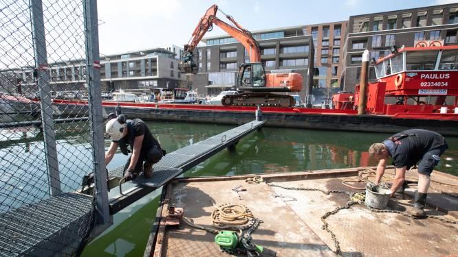 Werken vernieuwde Hasseltse kanaalkom gaan dinsdag van start
