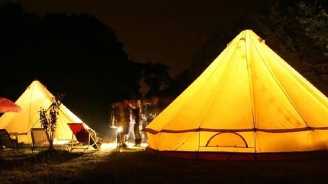 Deze buren zijn wél blij met Tomorrowland: 2.390 euro voor een tent in de tuin