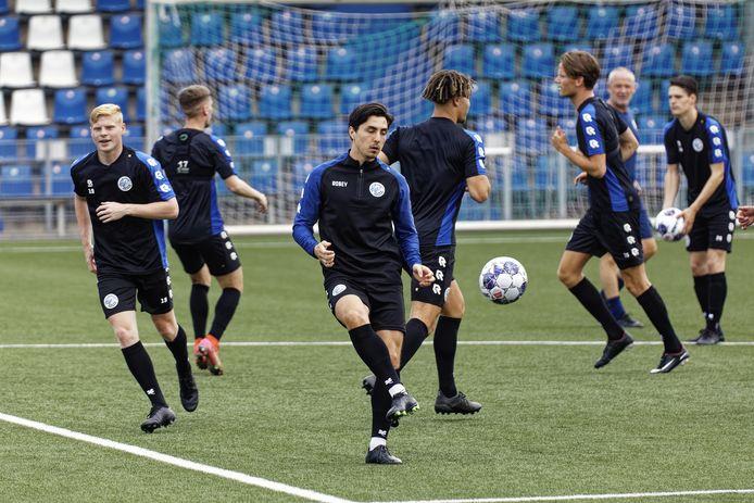 FC Den Bosch is sinds vorige week maandag aan het trainen voor het nieuwe seizoen.