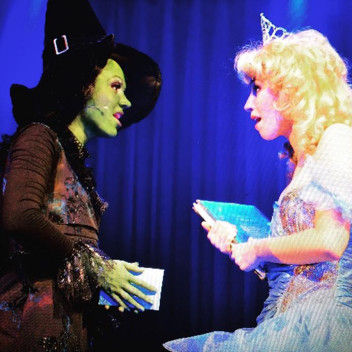 Het Sint Janslyceum speelt de musical 'Wicked'.
