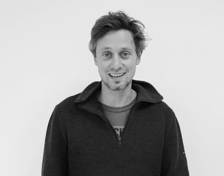 Jair Schalkwijk, initiatiefnemer Controle Alt Delete Beeld -