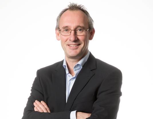 Lucas van Houtert, hoofdredacteur Brabants Dagblad