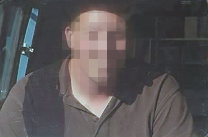 Roy B., verdachte in de zaak Orlando Boldewijn.
