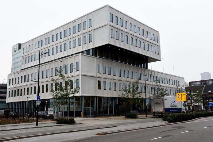 Het UWV-kantoor in Tilburg.