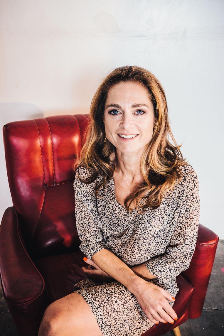 Rika Ponnet. Beeld Melissa Van Boxstael