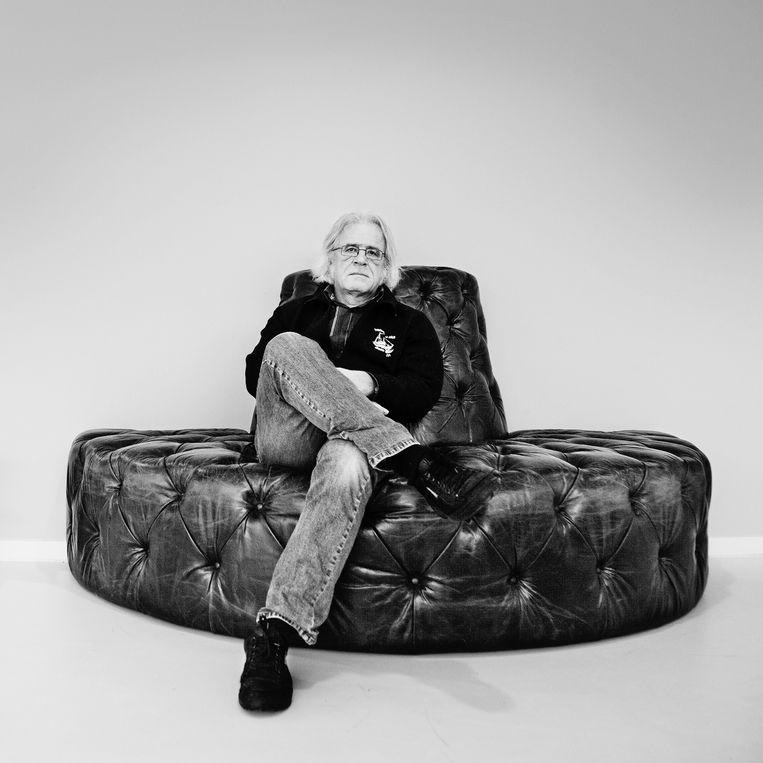 Harry Kies in 2011. Beeld Jan van Breda