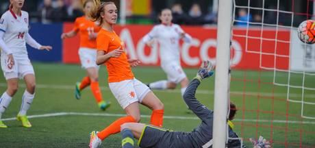 Vijftal FC Twente Vrouwen geselecteerd voor Oranje