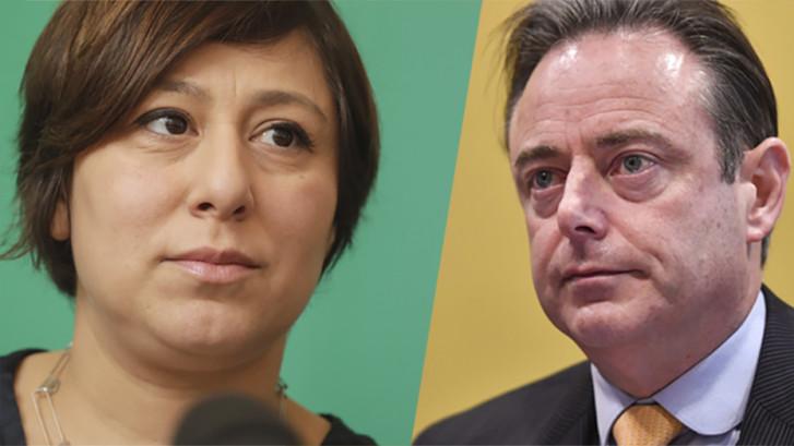 """La présidente de Groen tacle De Wever: """"Celui qui aime son peuple ne le divise pas"""""""