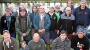 Herfstvissing Den Drijf voor koppels sluit seizoen af