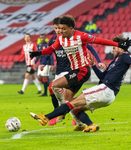 Samenvatting | PSV dankzij uitblinker Malen voorbij FC Twente