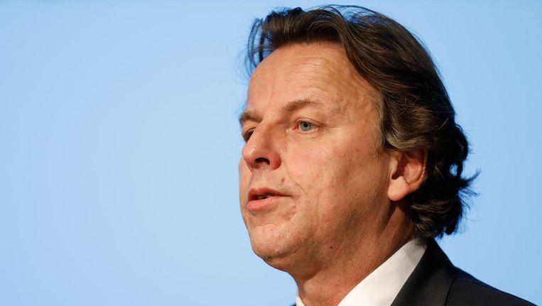 Minister van buitenlandse zaken Bert Koenders Beeld anp