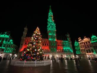 IN BEELD. Brussel baadt in licht
