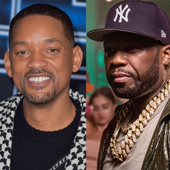 Will Smith et 50 Cent