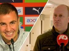 Terug naar een historisch transferavondje bij PSV, waarop aanwinst drie ineens Mario Götze was