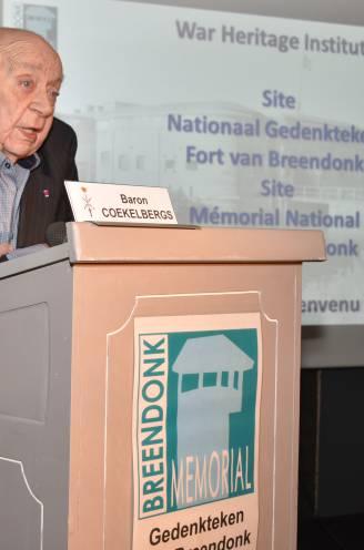 """PORTRET. Met baron Roger Coekelbergs (100) verliest ons land een van haar laatste Breendonk-getuigen: """"Als verzetsheld op het nippertje aan de dood ontsnapt"""""""
