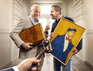 Jacques Vermeire of Axel Daeseleire: wie heeft de beste neus voor gouden zaken in 'Eenmaal Andermaal'?