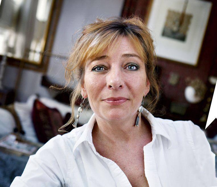 Esther Voet, directeur van het CIDI Beeld Jean-Pierre Jans