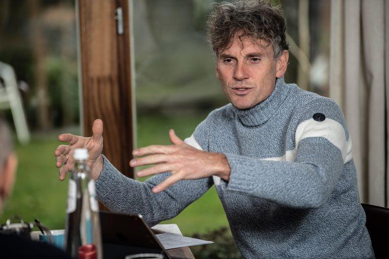 Peter Vandenbempt: 'Waarop wacht bondscoach Martínez om een statement tegen het WK in Qatar te maken?' Beeld Marco Mertens