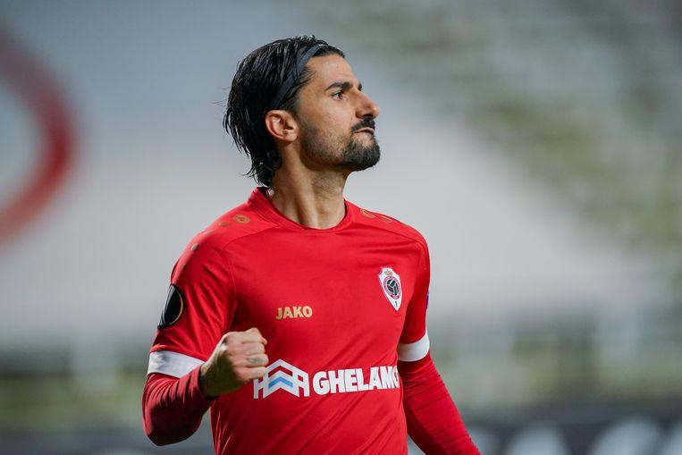 Lior Refaelov tekent voor twee seizoenen bij Anderlecht. Beeld Photo News