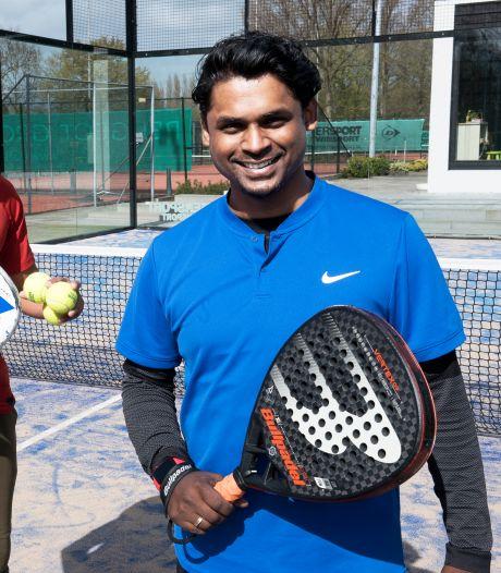 Padel is booming in het Groene Hart: 'Ik raak geen tennisracket meer aan'