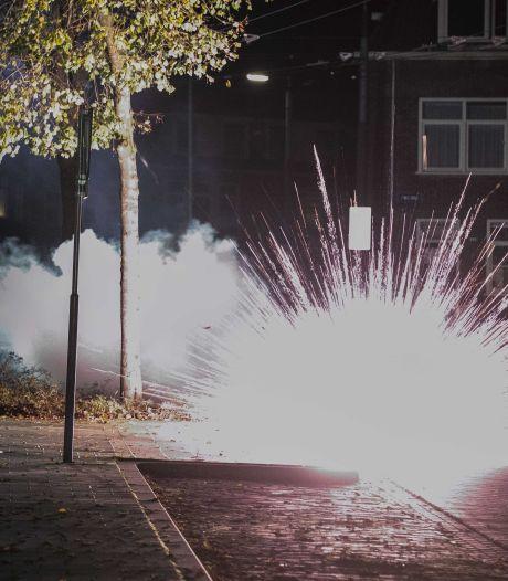 Volop vuurwerkknallen door tieners in Leidschendam-Voorburg: politie roept op overlast vooral te melden
