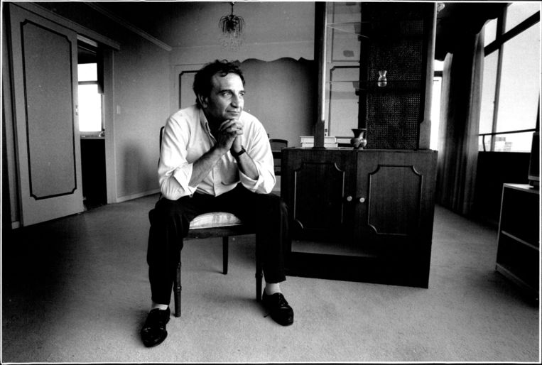 Ari Ben-Menashe in 1992 Beeld Fairfax Media via Getty Images