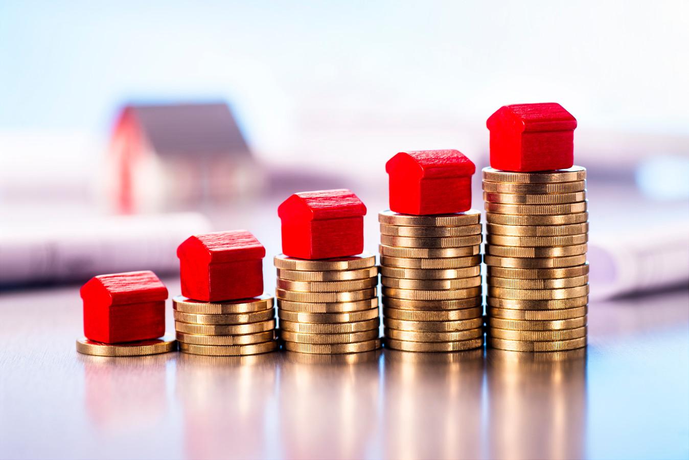 Blijven de huizenprijzen stijgen? Het is mogelijk, volgens Rabobank. ING gelooft er niet in.