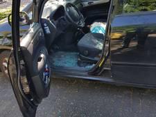 Autokraker in Harderwijk op heterdaad gepakt