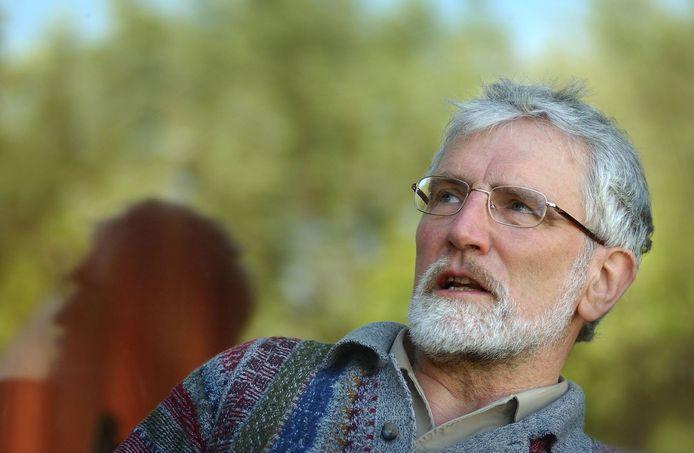 Frans Abrahams in 2002.