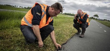 Minister: Tot nu toe 430 schademeldingen na aardbeving Groningen