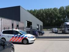 Dode door ongeluk met machine bij bedrijf in Werkendam