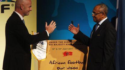 Marokko stelt zich officieel kandidaat voor organisatie WK 2026