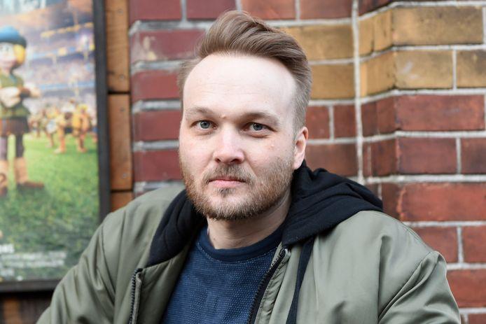 Arjen Lubach.